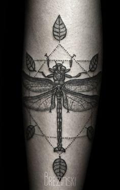 Tattoos by Brezinski 2013 by Brezinski Ilya, via Behance