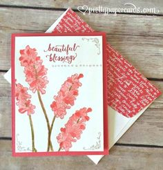 Kim Jolley – blog details It's Sunday and I have 13 fabulous Stampin' Pretty Picks of cards featuring Stampin' Up! products! They were created by the talented members of my Stampin' Pretty Pals Virtua