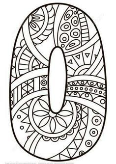 natur animals Number 0 Zentangle coloring page from Zentangle Numbers category. Select from 27556 printable crafts of cartoons, nature, animals, Bible and many more. Free Printable Coloring Pages, Coloring Book Pages, Coloring Pages For Kids, Coloring Sheets, Coloring Letters, Alphabet Coloring, Printable Crafts, Printables, Alphabet And Numbers