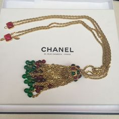 Image result for house of Gripoix paris designs in jewelry