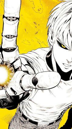 One Punch Man (ワンパンマン) - Genos (ジェノス)