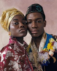 William Ukoh - His series Okobo is no different and sees William look back to his Nigerian grandparents and their culture as a source of inspiration. Afro Punk, Nigerian Culture, Close Up Art, Black Photography, Beautiful Black Girl, Black Girl Aesthetic, Photography Projects, Photo Reference, Dark Skin