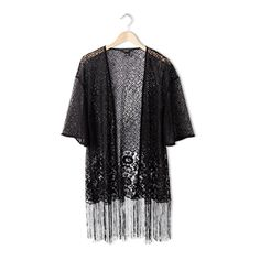 Svart kimono Svart Kimono Top, Inspiration, Fashion, Fashion Styles, Biblical Inspiration, Moda, Fashion Illustrations, Inspirational, Inhalation