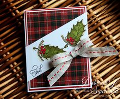 The Twelve Days of Christmas at The Stamp Simpy Ribbon Store! See my blog for product links.