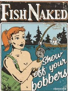 Fish naked -- eBay