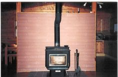 Wood Stove Wall Heat Shield 3