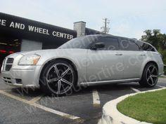 Dodge Magnum with 22in Foose Speed Wheels & 2008 dodge magnum 22