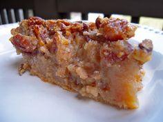 Just Desserts, Delicious Desserts, Dessert Recipes, Yummy Food, Pecan Desserts, Dessert Healthy, Fudge, Muffins, Think Food