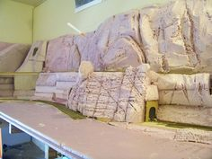 Foam Subroadbed for N Scale | Model Railroad Hobbyist magazine | Having fun with model trains | Instant access to model railway resources without barriers