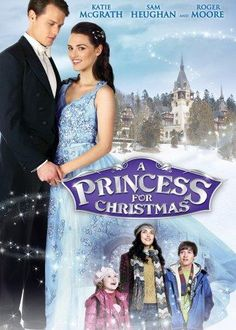 A Princess for Christmas DVD. Item# ww031398159827
