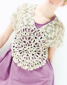 post image Illuminate Crochet: Schultertuch/Dreieckstuch aka Orchideeflower Shawl - Google Search