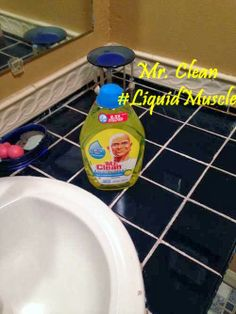 #LiquidMuscle @RealMrClean New Liquid Muscle and New Year Cleaning Tips