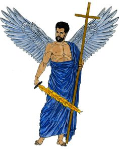 the Archangel Uriel is the ruler of the sign of Sagittarius Arch Angels, Archangel Uriel, Lucky Stone, Lucky Colour, Lucky Number, Ruler, Beautiful Boys, Mystic, Zodiac