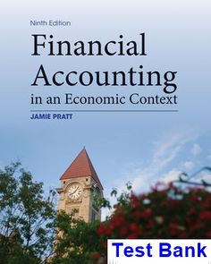Free test bank for financial accounting 16th edition by williams test bank for financial accounting in an economic context 9th edition by pratt fandeluxe Gallery
