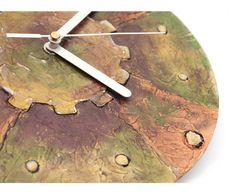STEAMPUNK Home Decor Steampunk WALL CLOCK Unique Clock