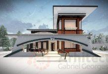 Casa cu etaj 73 Design Case, Home Fashion, Stairs, Architecture, House Styles, Building, Lazy Susan, Furniture, Nooks