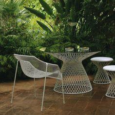 Roca llisa private residence mood clubchairs by trib - Residence de standing saota roca llisa ...