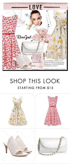 """""""rosegal.com  58"""" by k-lole ❤ liked on Polyvore featuring Summer, summertime, women, fashiontrend and styleicon"""