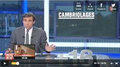 Reportage JT 20h France 2 Mediaveil