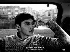 Scotch & Soda - Amsterdam-based brand Scotch & Soda re-launched in 2001with a full line of clothing and accessories. Rich detailing comes from their finely tuned samples, resulting in a range of t-shirts, sweat shrts and checked shirts all with laid-back nonchalance.