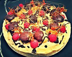 dessert bar near me Pie Dessert, Dessert Recipes, Desserts, Bars Near Me, Acai Bowl, Waffles, Cherry, Birthday Cake, Breakfast