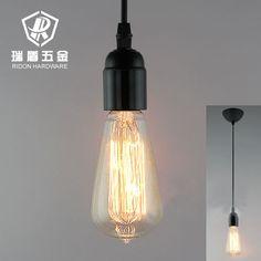 della lampada + ce + filo + base per soffitto depoca decorazione ...
