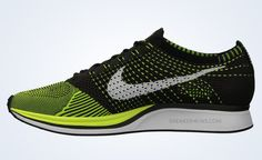 c0b20e2ca224 RaceRun - Nike Flyknit Nike Flyknit Racer Volt