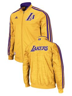 LA. Lakers apparel... Love It!!!