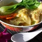 Recipe photo: Pork and Prawn Wonton Soup