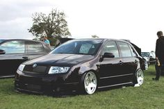Fabia RS on SDM wheels
