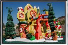 Dept 56 Grinch Village Cindy Lou's House