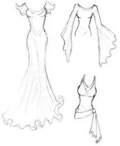 Dresses by mizkismet on deviantART