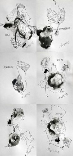"""Saatchi Art Artist Marijah Bac Cam; Drawing, """"One Drawing A Day But Not Today"""" #art"""