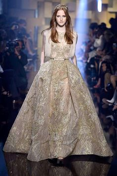 Elie Saab Couture A/W 15