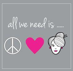 peace, love & bettaknit