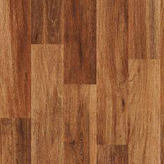 Style Selections 7.59-in W x 4.23-ft L Fireside Oak Embossed Laminate Wood Planks