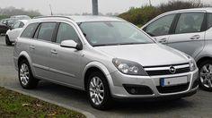 Opel Astra Caravan 1.7 CDTI Elegance