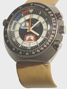 Bison chronograph diver Sicura Swiss