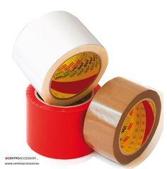 Nastro adesivo per imballaggio. Adhesive tapes for packing. #CentroAccessori