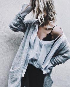 Imagen de black, chic, and blouse
