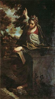 Annibale Carracci, Santa Margherita, Santa Caterina dei Funari. SURSUSM CORDA (in alto i cuori)