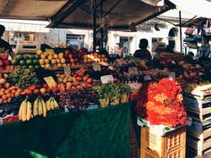 Street market in Cannaregio, Venice, Sep 2014