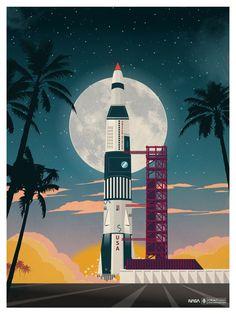 Saturn Launch