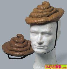 Poop head.