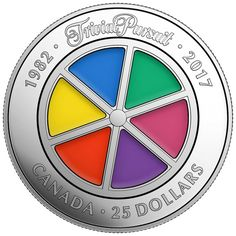 Rcm New Release: 2017 1 Oz. Pure Silver Piedfort - Anniversary Of Trivial Pursuit Game - Coin Community Forum Silver Coins For Sale, Metal Games, Numismatic Coins, Canadian Coins, Trivial Pursuit, Coin Art, Classic Board Games, Mint Coins, 35th Anniversary