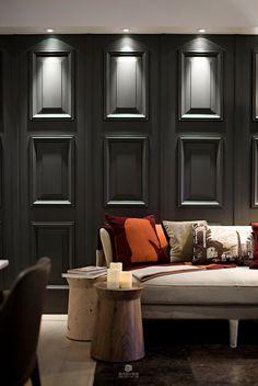 梁志天yoo Residence-2个户型和1个售楼处 - 梁志天 - 室内设计联盟