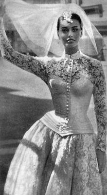 My dear classic ♥ Sophia Loren