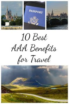 Wondering if you should have a AAA membership? Here's the 10 best AAA benefits for travel, so you can decide for yourself! Family Vacation Destinations, Family Vacations, Cruise Vacation, Disney Cruise, Family Travel, Travel Destinations, Solo Travel, Travel Usa, Road Trip Hacks