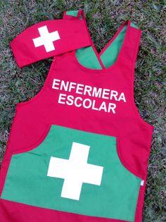 Uniforme enfermera www.rosareina.com