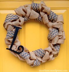 28 Fall Wreaths You Can Still Make for Thanksgiving | http://hellonatural.co/28-fall-wreaths-can-still-make-thanksgiving/